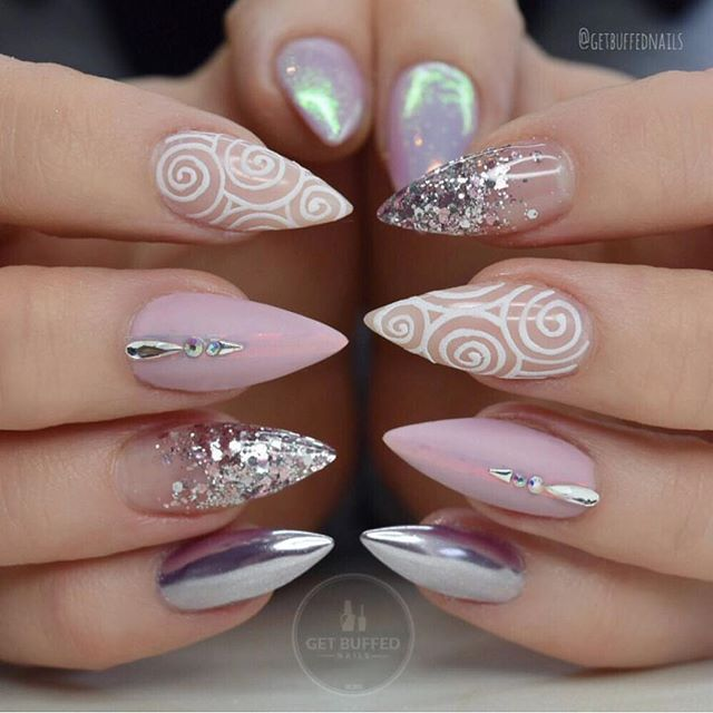 25 Great Ideas About Baby Girl Nails On Pinterest: 25+ Best Ideas About Blush Nails On Pinterest