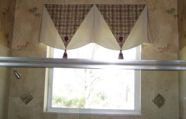 Triangle Valance Valances And Curtains Cortinas