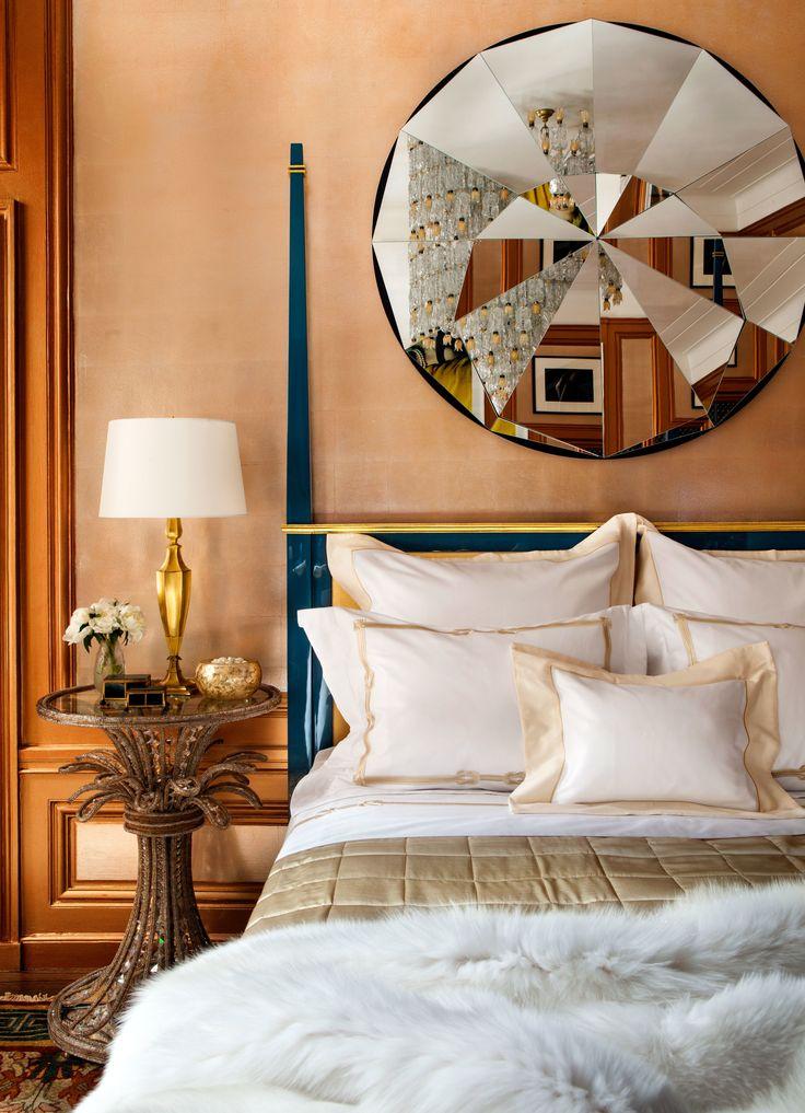 How to Make a Bed Like an Interior Designer Photos | archdigest.com