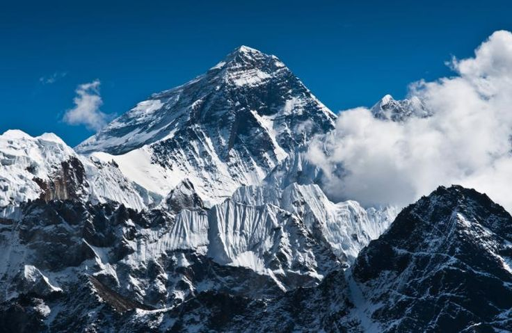 Tårnhøje Mount Everest ser du bedst på en trekkingtur fra Lukla i Nepal!