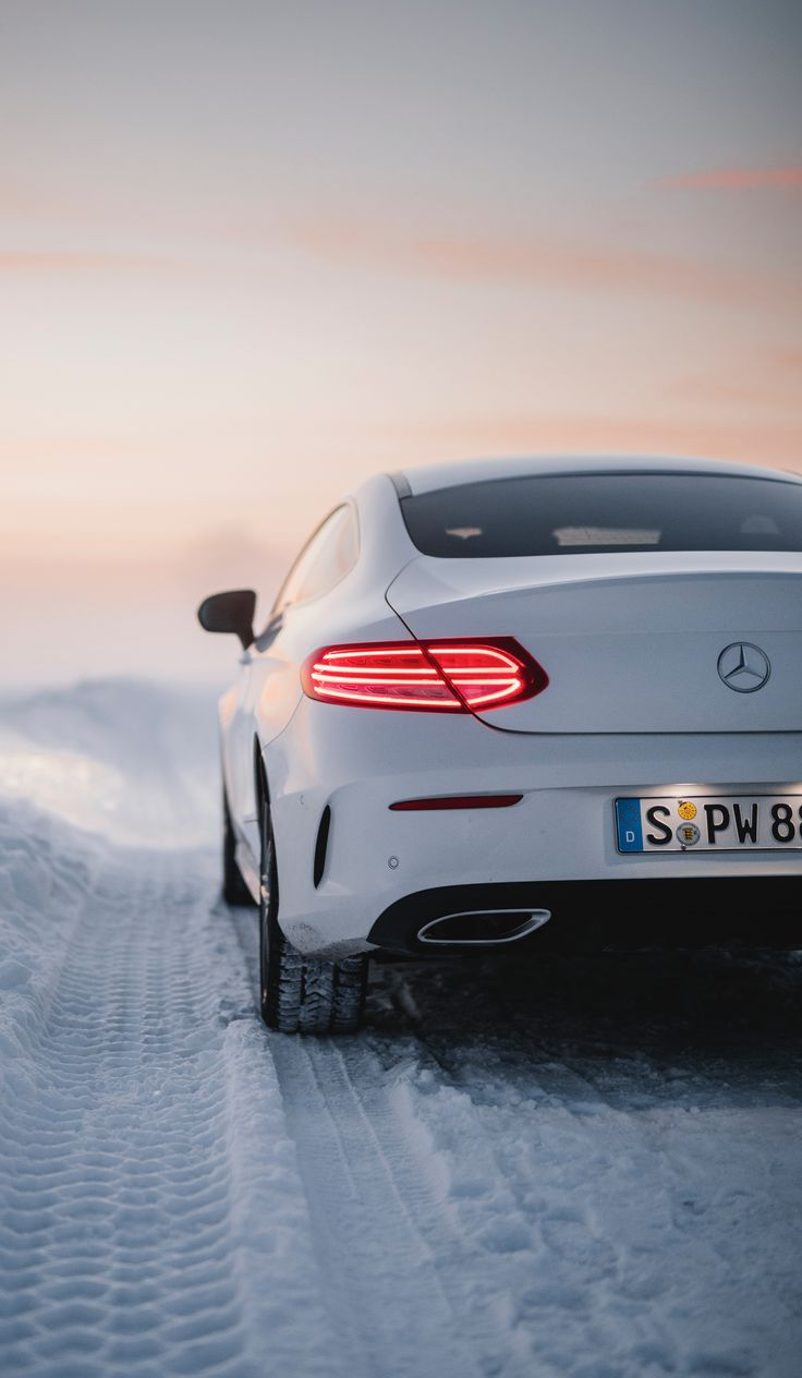 Let us just enjoy the view and then dash way in the Mercedes-Benz C-Class Coupé… #C-Class