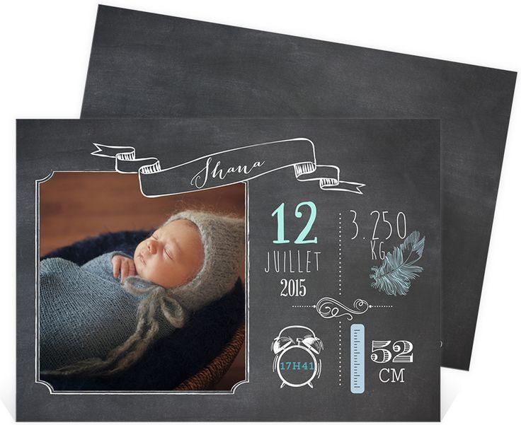les 140 meilleures images du tableau faire part de naissance sur pinterest petite fille faire. Black Bedroom Furniture Sets. Home Design Ideas