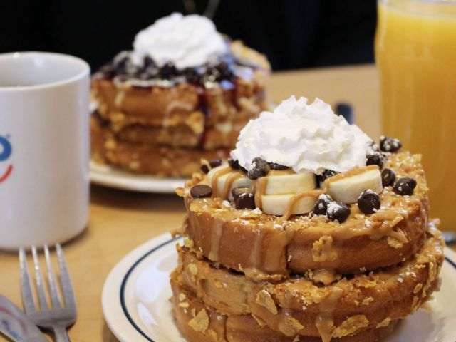 IHOP Brings Back Double-Dipped French Toast with Two New Flavors | Brand Eating