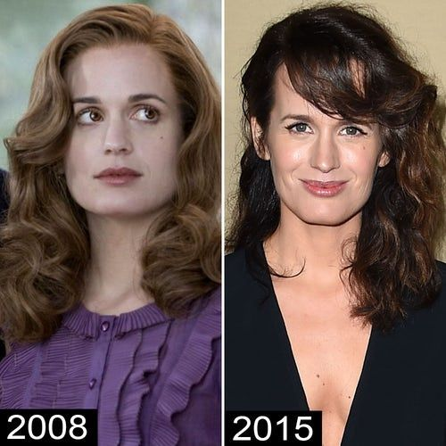 Elizabeth Reaser Twilight Then And Now