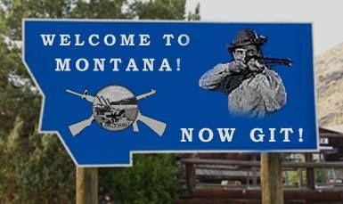 Welcome to Montana!