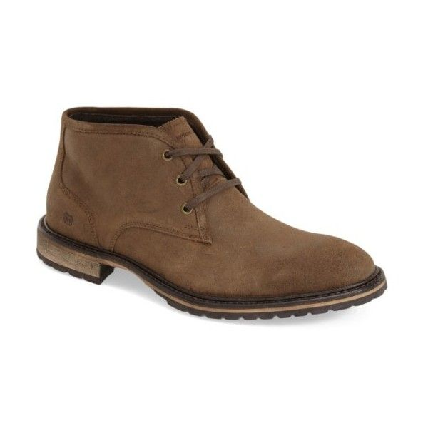 Men's Andrew Marc Woodside Chukka Boot (5.755 RUB) ❤ liked on Polyvore featuring men's fashion, men's shoes, men's boots, mens suede chukka boots, mens chukka boots, andrew marc mens shoes, andrew marc mens boots and mens suede boots