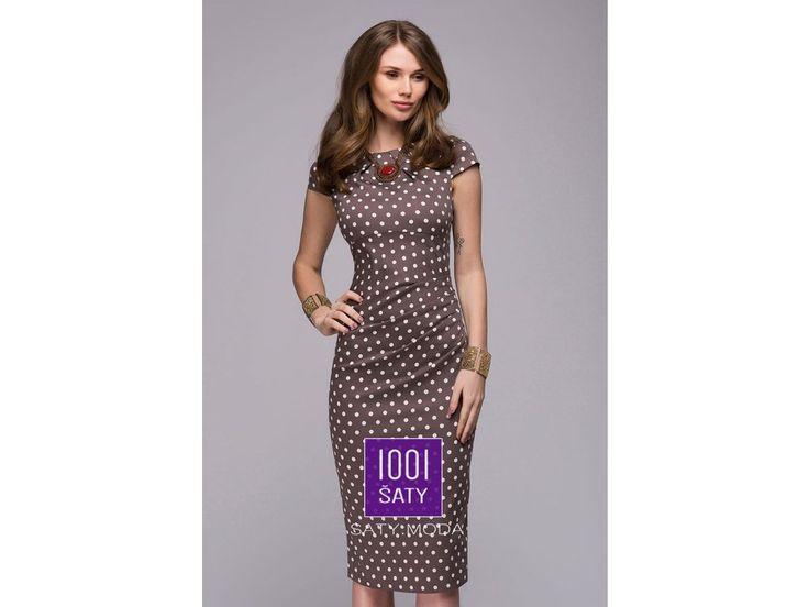 šaty Molly. společenské koktejlové šaty Molly