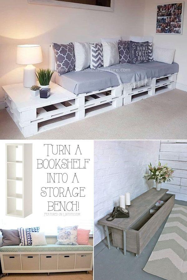 Furniture Diy Bedroom, Diy Modern Furniture