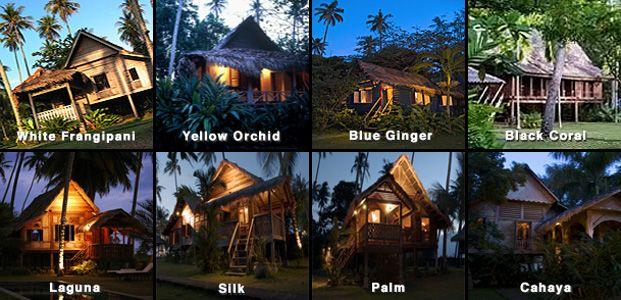 Bon ton, langkawi en Malaisie; adorable lieu à taille humaine, décoré avec goût, ... délicieux restaurant http://www.bontonresort.com/