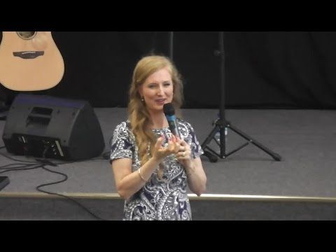 Partnering with the Holy Spirit - Katherine Ruonala - YouTube