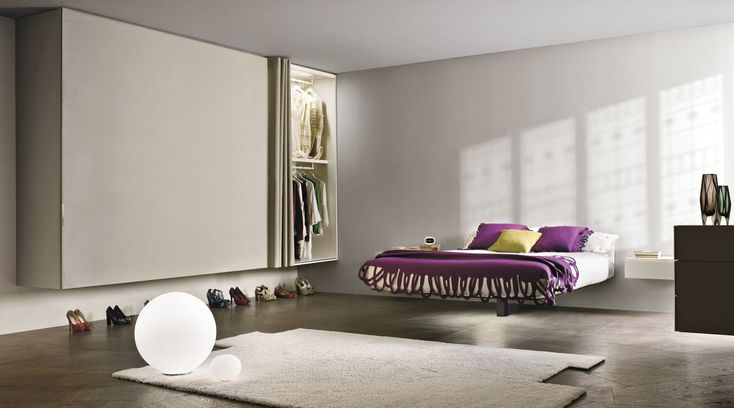 Fluttua Bed - Design furnishing by Lago