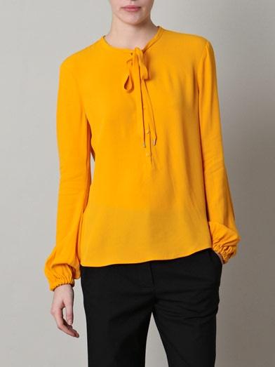 Diane Von Furstenberg  Whitney top (54931)  $238.00