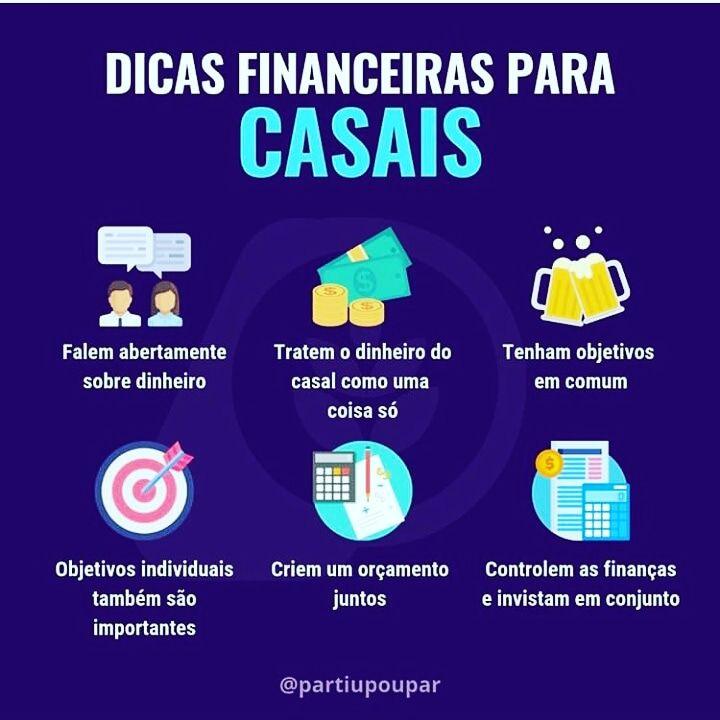 Dicas Financeiras Para Casais Riqueza Investimentos Casais