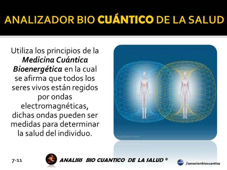 ANALISIS BIO CUANTICO DE LA SALUD ® + DE 200 DATOS EN 52 REPORTES DE ANÁLISIS  QUE TE PERMITIRÁN CONOCER CON  ALTA TECNOLOGÍA MODERNA, TU ESTADO DE SALUD INTEGRAL DE FORMA RÁPIDA, SEGURA Y CIENTÍFICA.   MIDE LA SALUD VIBRATORIA DE TUS ORGANOS Y SISTEMAS EL ESCANEO PERMITE MEDIR, PREDECIR O PREVENIR ENFERMEDADES   Y/O DESEQUILIBRIOS EN EL CUERPO HUMANO Precio especial A GRUPOS : empresa, organización, familia LLEVALO A TU CIUDAD!