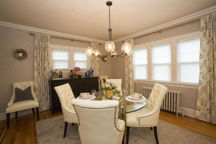 Beth & Christopher's DINING ROOM REVEAL | Buying & Selling