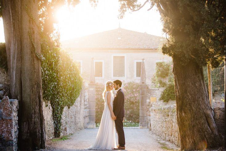 Hochzeitsfotograf Italien I Hochzeit in Italien am Gardasee I Henriette & Peter