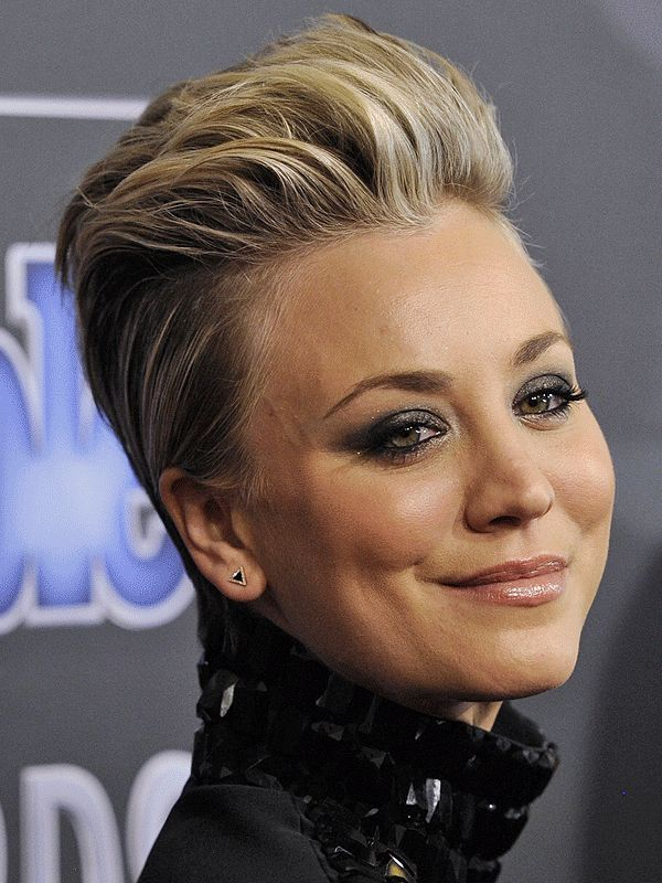 LOVE!!!!  See Kaley Cuoco-Sweeting's PEOPLE Magazine Awards Pompadour from Every Angle http://stylenews.peoplestylewatch.com/2014/12/18/kaley-cuoco-sweeting-pompadour-hair-people-magazine-awards/?xid=socialflow_facebook_peoplemag