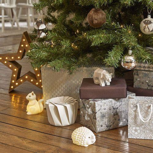 Boule de Noël en verre BLAIREAU | Maisons du Monde
