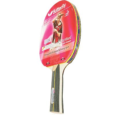 #Butterfly liam pitchford drive 2000 #table #tennis bat,  View more on the LINK: 	http://www.zeppy.io/product/gb/2/272174423150/