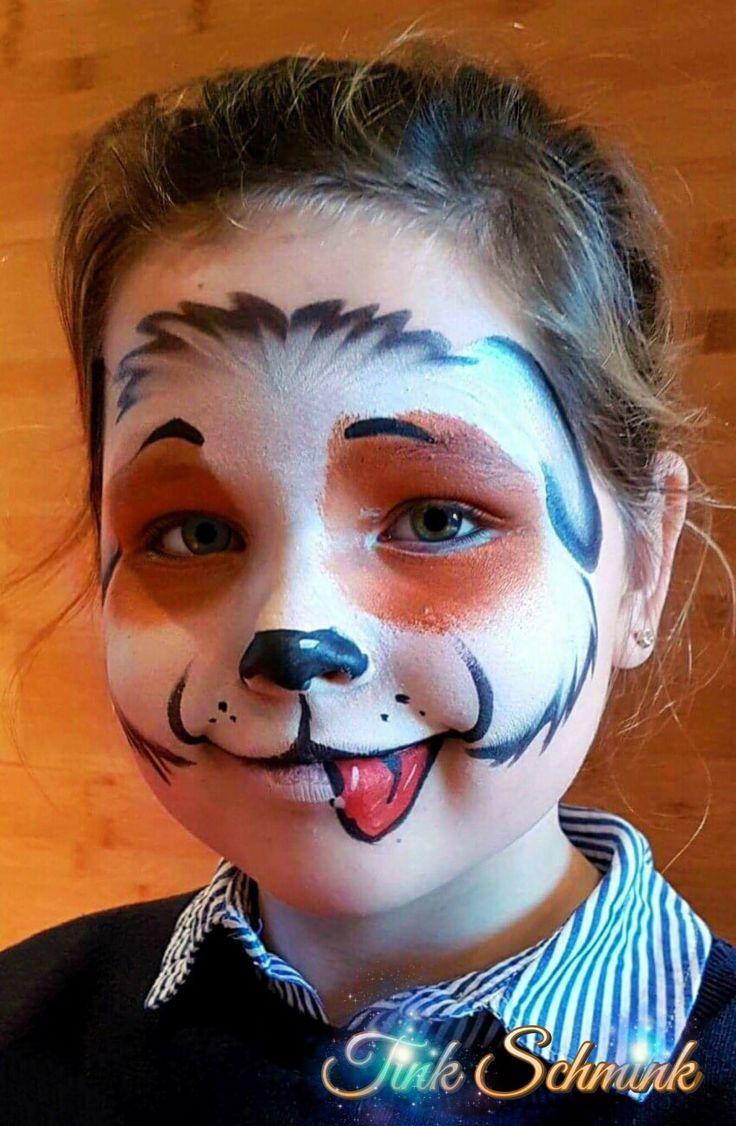 Épinglé par brinsdekozette sur modeles maquillages enfants   Maquillage chien, Maquillage filles ...