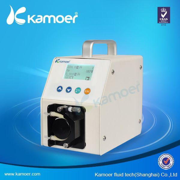 Kamoer LLs-Plus dispensing peristaltic pump