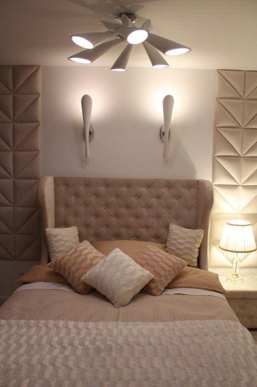 DAPPI panele tapicerowane, dekoracyjne, ścienne, Panel walls, interior design, #decoration, miękka ściana