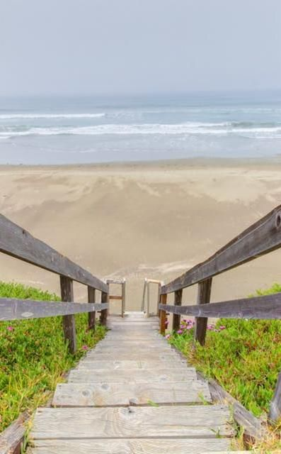 The Perfect Cayucos Beach House