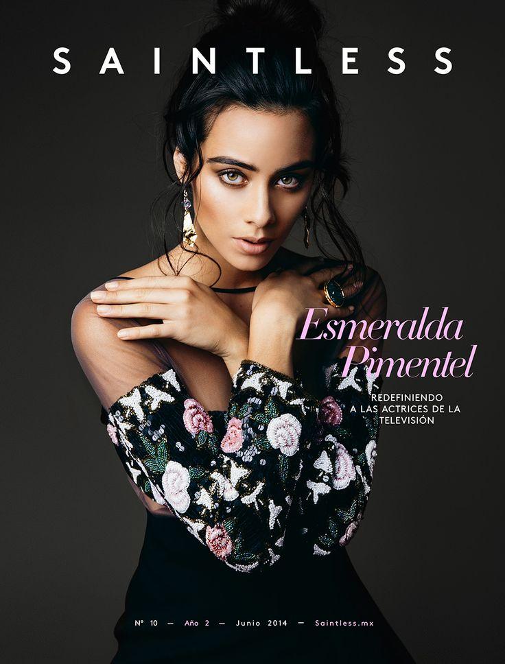 Saintless Esmeralda Pimentel por Fernando Ivarra 10 portada cover