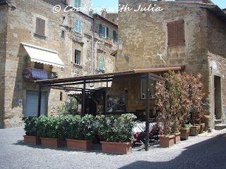 Dove mangiare a Orvieto: Le grotte del Funaro
