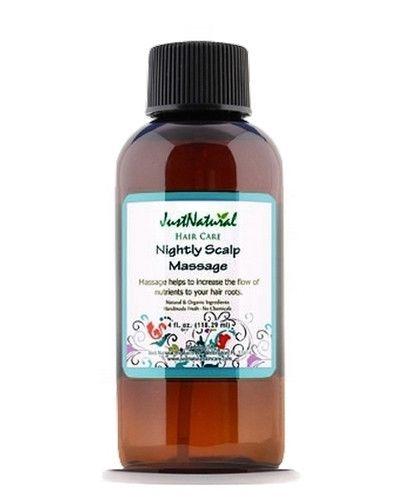 Nightly Scalp Massage Treatment
