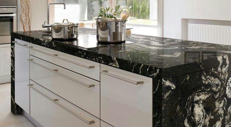 Гранит Titanium #design #marble #granite #красота #дизайнинтерьера #натуральные камни