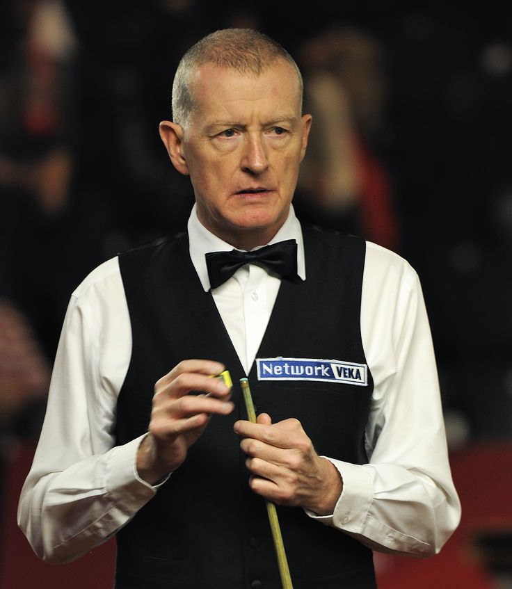 "Steve Davis - ""The Nugget."""