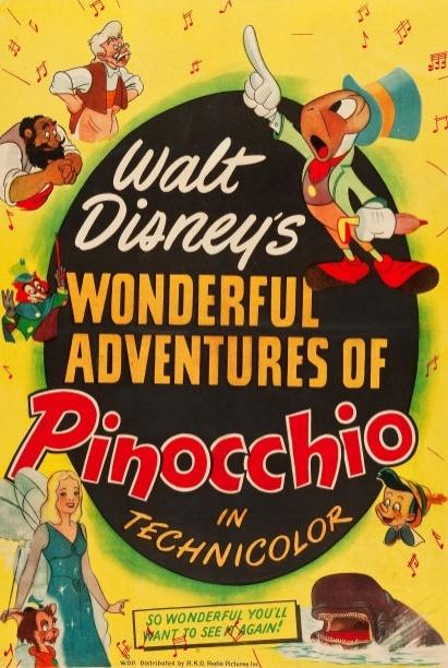 Les 25 meilleures id es de la cat gorie pinocchio sur - Poisson rouge pinocchio ...