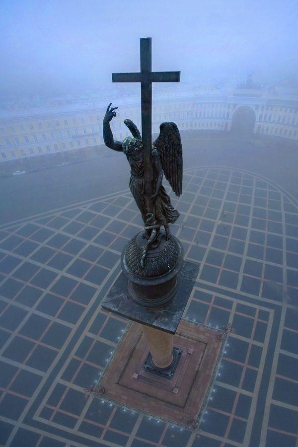 Александр Петросян. Утренний туман
