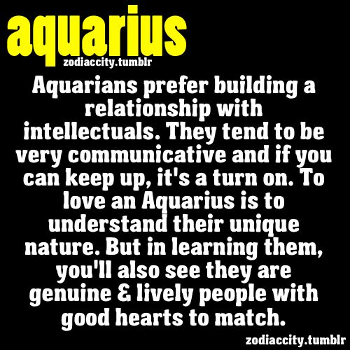 Aquarius Love Horoscope from October 29 to November 5, 2018 for men and women 34