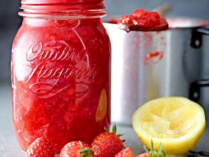 Erdbeermarmelade - schön fruchtig! | LECKER