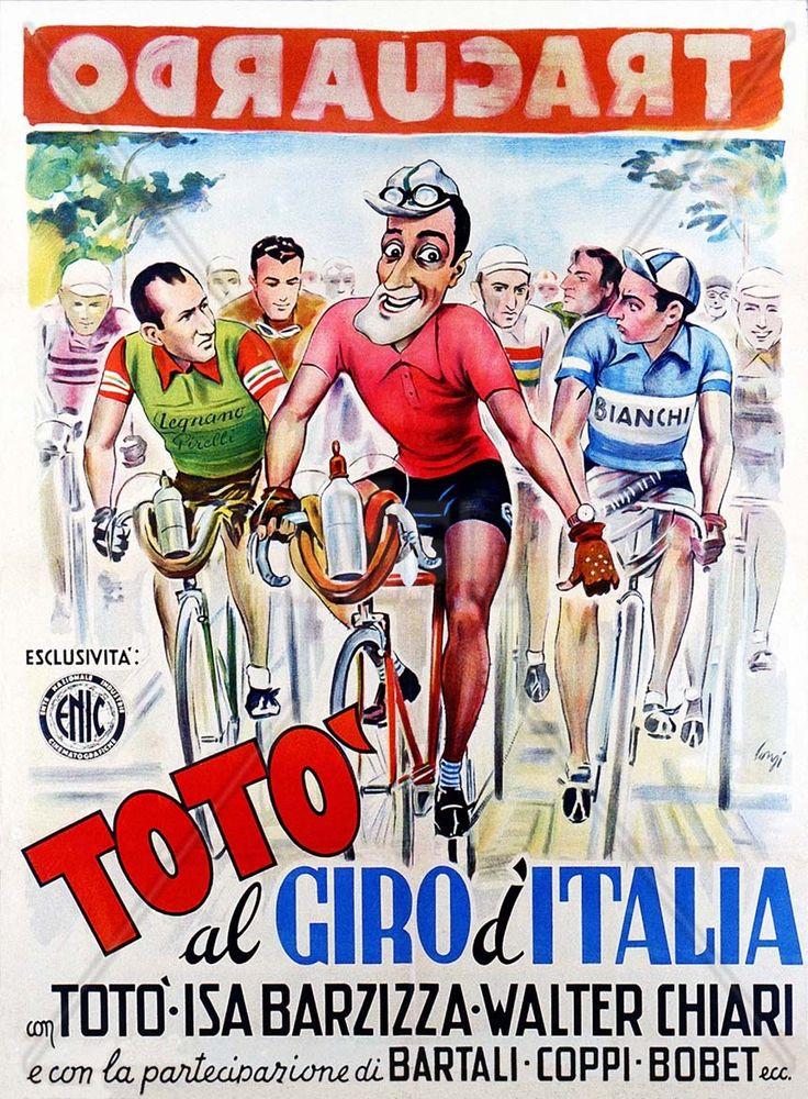 Totò al giro d'Italia (1948) Stars: Totò, Isa Barzizza, Giuditta Rissone ~ Director: Mario Mattoli