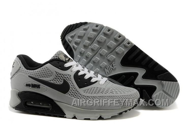 http://www.airgriffeymax.com/cheap-low-cost-nike-air-max-90-mens-running-shoes-grey-black.html CHEAP LOW COST NIKE AIR MAX 90 MENS RUNNING SHOES GREY BLACK Only $103.00 , Free Shipping!