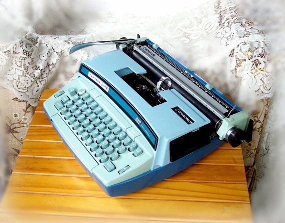 Vintage Typewriters by Mandy Hornsby on Etsy