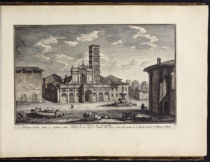 Delle magnificenze di Roma antica e Moderna, Libro III e IV