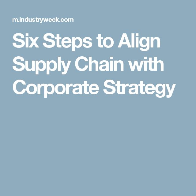 aligning supply chain strategies with product Supply chain performance depends upon the ability of the supply chain partners to align strategies, because, if the interests of a single firm in the supply chain are not aligned with its supply chain partners, the supply chain's performance cannot be maximized .