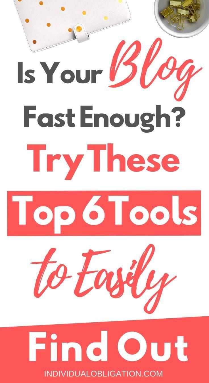 Top 6 Website Speed Test – Sehen Sie, wo Sie SEO am meisten steigern können