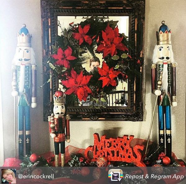 Our Guide To Holiday Home Decor: 36 Best Holiday Mirror Decorating Images On Pinterest