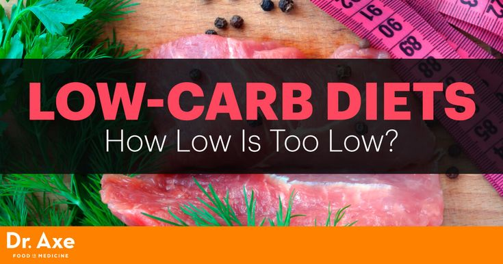 There are benefits and risks to a low-carb diet like the ketogenic diet or Atkins diet. How low is too low, and what are those benefits of a low-carb diet?