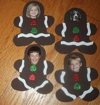 Lots of gingerbread ideas for preschool