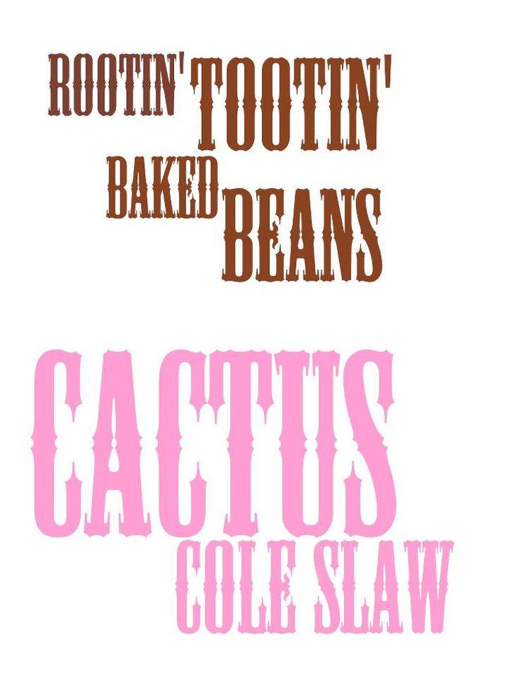 Cowgirl Party! - July 2010 Birth Club - BabyCenter