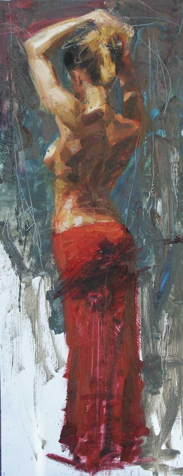 Henry+Asencio+1972+-+Ameican+Abstract+Expressionists+painter+-+Tutt'Art@+(26)