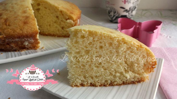 Torta+light+allo+yogurt+(98+calorie+a+fetta)