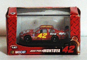 NASCAR Racer Juan Pablo Montoya Die-Cast #42 Car