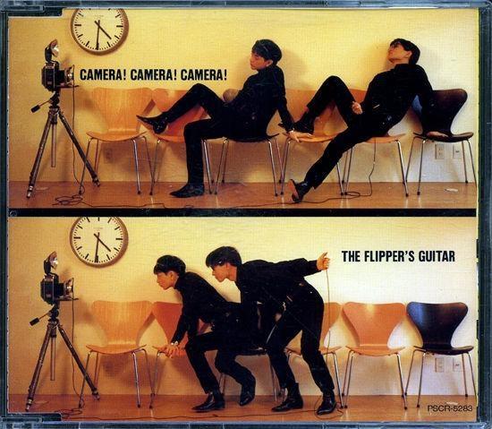 the flipper's guitar - camera! camera! camera!  「渋谷系」。